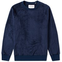 Our Legacy Splash 1950S Great Sweat Blue