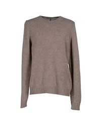 Dondup Knitwear Jumpers Men Grey
