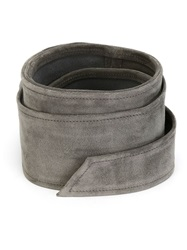 Iro 'Eleanor' Belt Grey