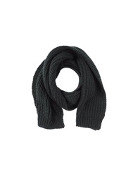 Dondup Oblong Scarves Black