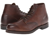 Frye Prison Boot Dark Brown Oiled Vintage Men's Lace Up Boots