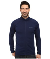 Marmot Stretch Fleece Jacket Arctic Navy Men's Fleece