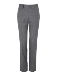 Chester Barrie Flannel Trousers Grey