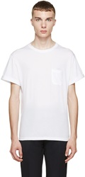 Undecorated Man White Relax T Shirt