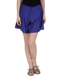 Nocollection Shorts Bright Blue