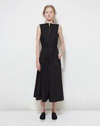 Christophe Lemaire Flared Poplin Dress