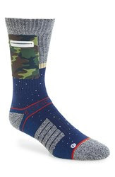 Strideline Men's X Nate Robinson 'Pocket Sock Commuter' Strapped Fit 2.0 Socks