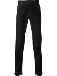 Love Moschino Classic Skinny Jeans Blue