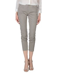 Blauer Trousers Casual Trousers Women Light Grey