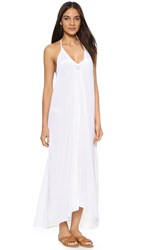 9Seed Havana Cover Up Dress White