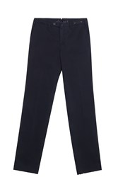 Pt01 Regular Fit Trousers Blue