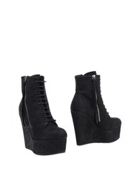 Bb Washed By Bruno Bordese Footwear Ankle Boots Women