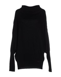 Betty Blue Knitwear Turtlenecks Women Black