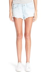 Rag And Bone Women's Rag And Bone Jean Cutoff Denim Shorts Ashling