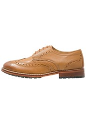Lyle And Scott Clyde Laceups Tan