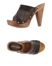 Swish Footwear Platform Sandals Women