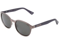 Zeal Optics 6Th Street Polarized Stainless Dark Grey Polarized Lens Sport Sunglasses Gray