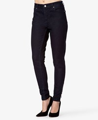 Forever 21 Zippered Skinny Jeans