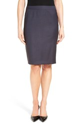 Boss Women's 'Vilea' Stretch Wool Blend Suit Skirt