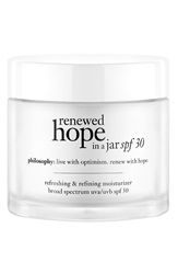 Philosophy 'Renewed Hope In A Jar' Refreshing And Refining Moisturizer Spf 30