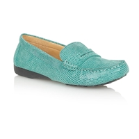 Naturalizer Lohan Casual Shoes Turquoise