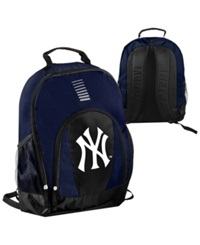 Forever Collectibles New York Yankees Prime Time Backpack Navy