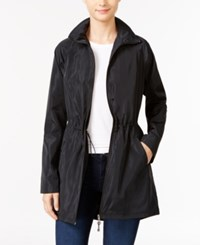 Styleandco. Style Co. Hooded Utility Jacket Only At Macy's Deep Black