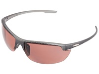 Suncloud Polarized Optics Flyer Carbon Sport Sunglasses Gray
