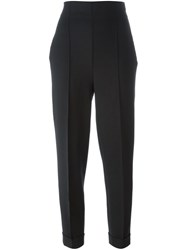 Romeo Gigli Vintage High Waisted Trousers Black