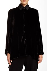 Planet Velvet Ez Shirt Black