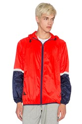 10.Deep Featherweight Jacket Red
