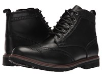 Blondo Damien Waterproof Black Leather Men's Lace Up Boots
