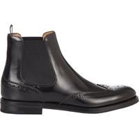 Church's Ketsby Wingtip Chelsea Boots Black