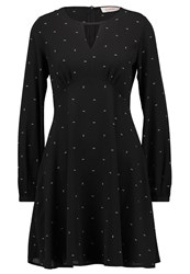 Louche Rosa Summer Dress Black