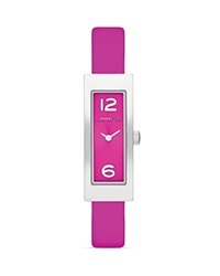 Marc By Marc Jacobs Standard Supply Hot Pink Watch 42 X 15.5Mm