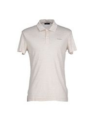 Byblos Polo Shirts Beige