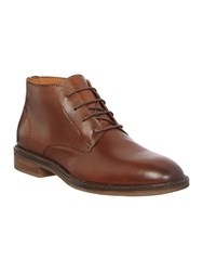 Tommy Hilfiger Rounder Boots Brown