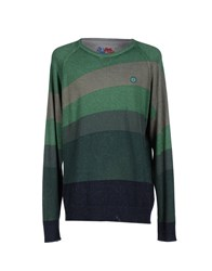 Desigual Knitwear Jumpers Men Green