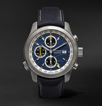 Bremont Alt1 Wt Bl World Timer Automatic Chronograph Watch