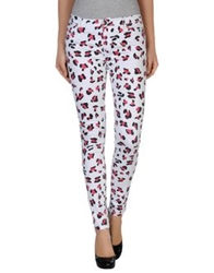 Poems Casual Pants White