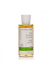 Dr. Hauschka Skin Care Neem Hair Oil 100Ml