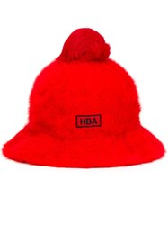 Kangol Hood By Air X Hat Red