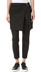Dkny Pure Ankle Pants Black