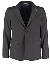 New Man Jack Suit Jacket Noir Black