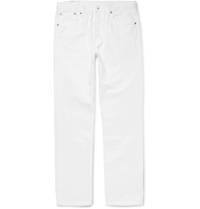 501 Ct Slim Fit Jeans White