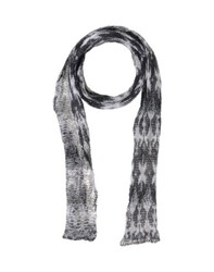 Iro Accessories Oblong Scarves Women Black