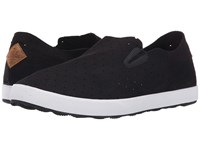 Freewaters Sky Slip On Black Men's Shoes