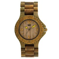 Wewood Kale Watch Army Lime