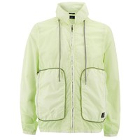Paul Smith Jeans Men's Nylon Limonta Jacket Neon Yellow