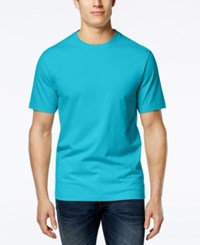 Club Room Men's Paxton Crew Neck T Shirt Only At Macy's Sweetwater